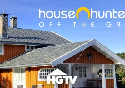 House Hunters 'Off The Grid'