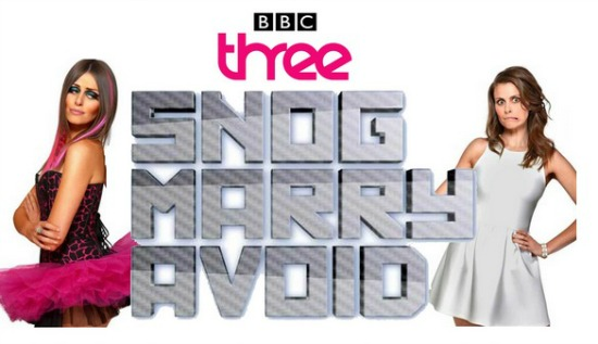 snog marry avoid