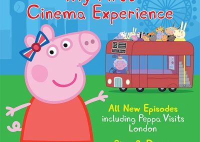 My First Peppa Pig Cinema Experience